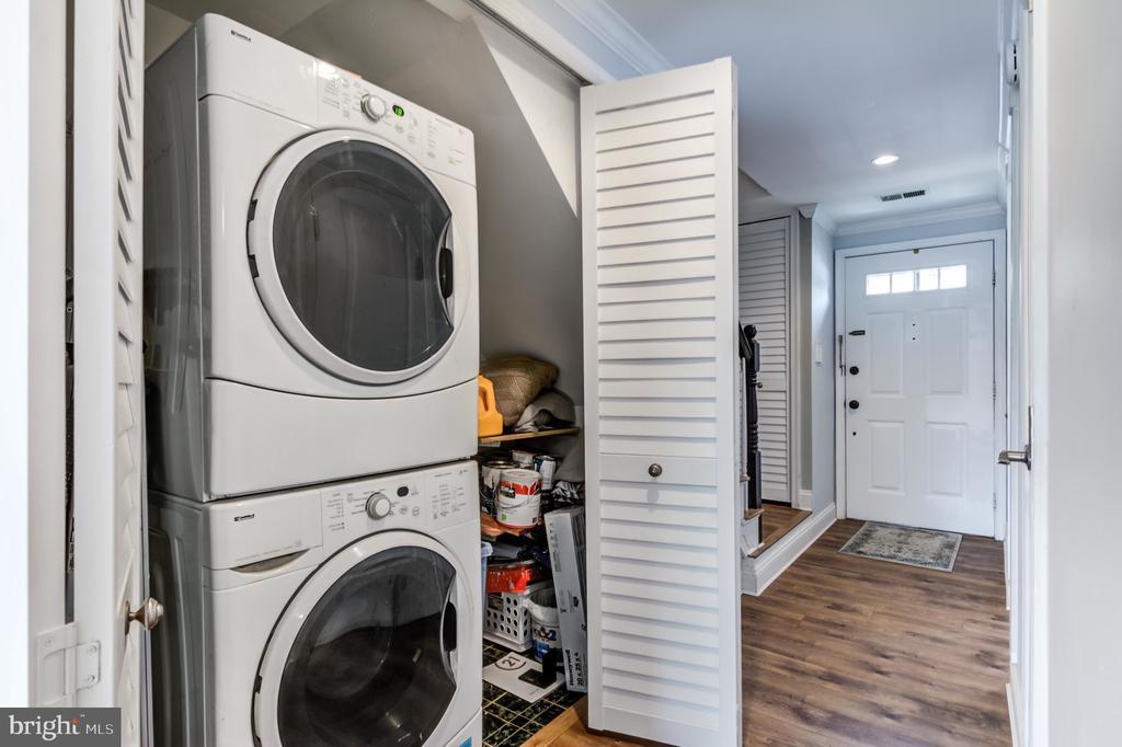 Laundry - 14522 BLACK HORSE CT, CENTREVILLE