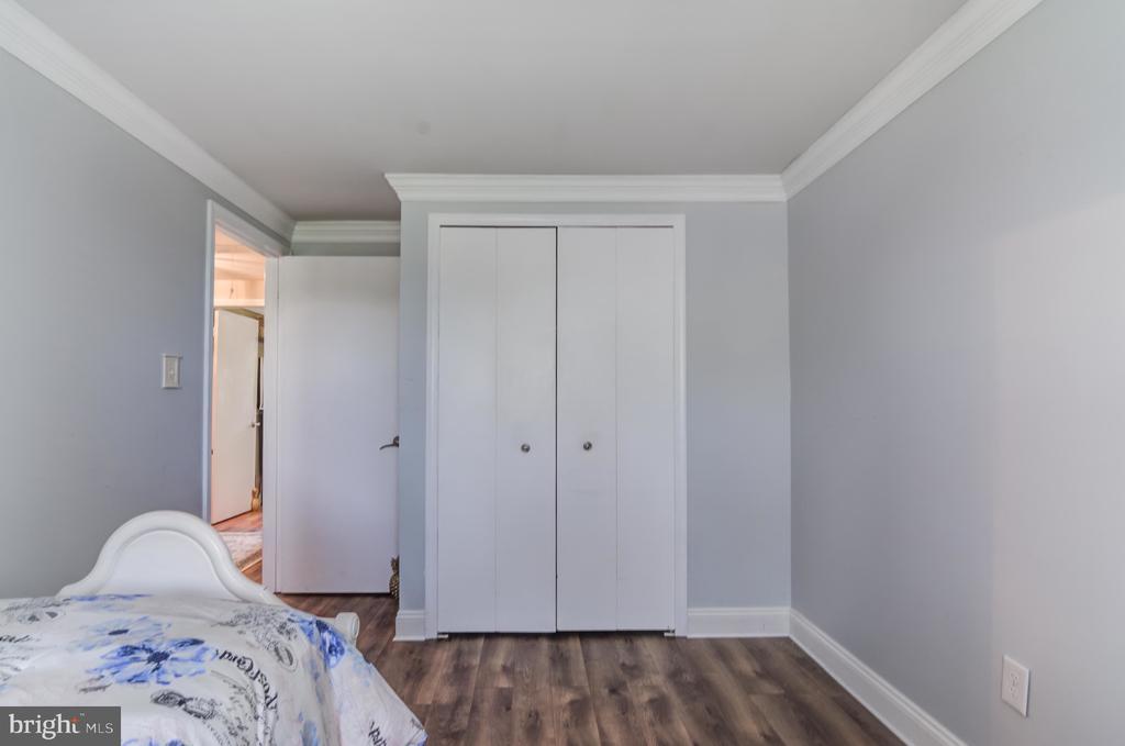 Bedroom #2 - 14522 BLACK HORSE CT, CENTREVILLE