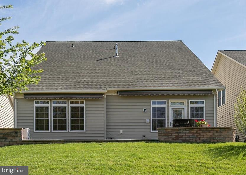 Double Electric Awnings for Shade! - 20579 CRESCENT POINTE PL, ASHBURN