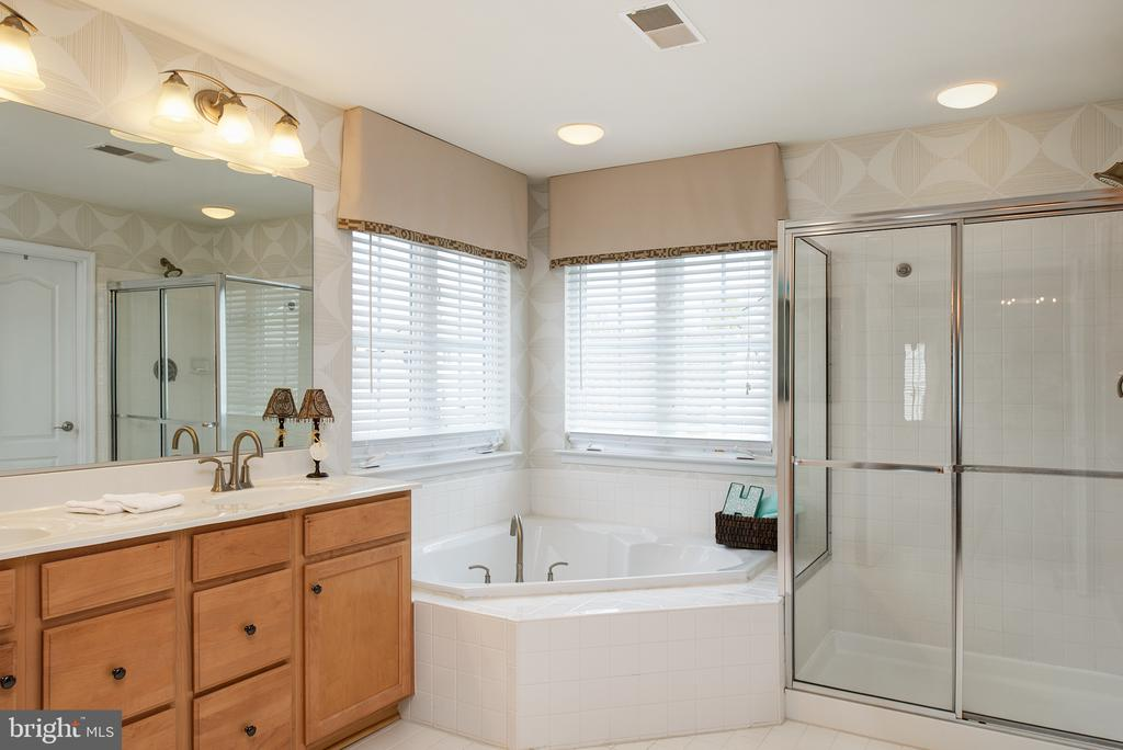 Upstairs MBA with Separate Tub & Shower - 43168 ALEX ST, LEESBURG