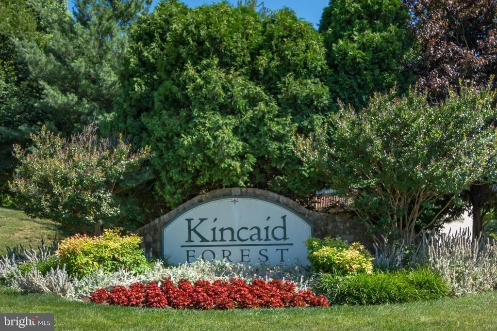 Welcome to Kincaid Forest! - 610 COBBLER TER SE, LEESBURG