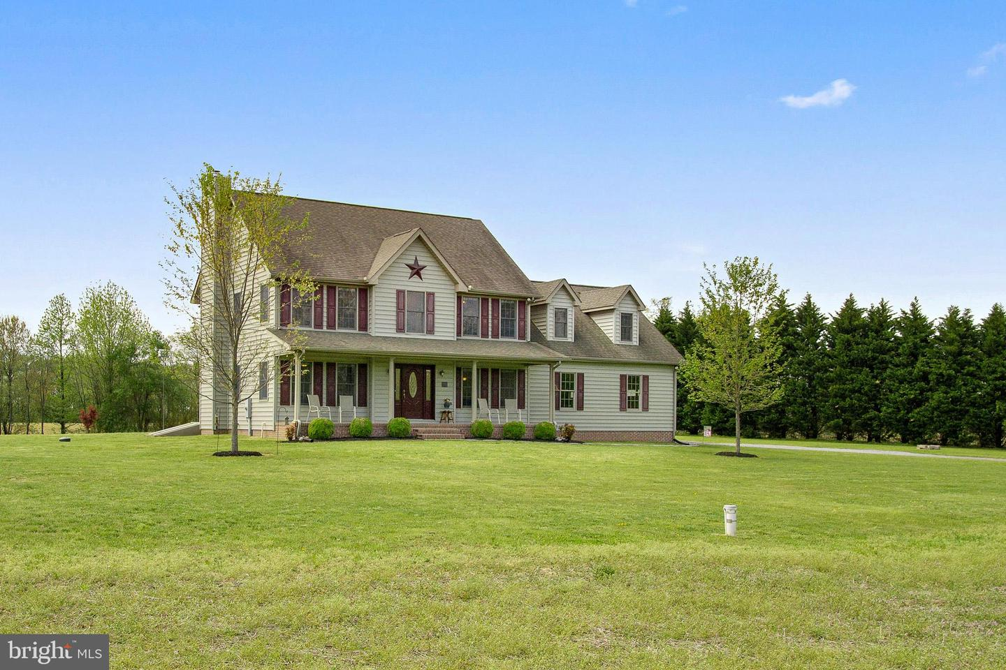 Photo of home for sale at 782 Dexter Corner Road, Townsend DE