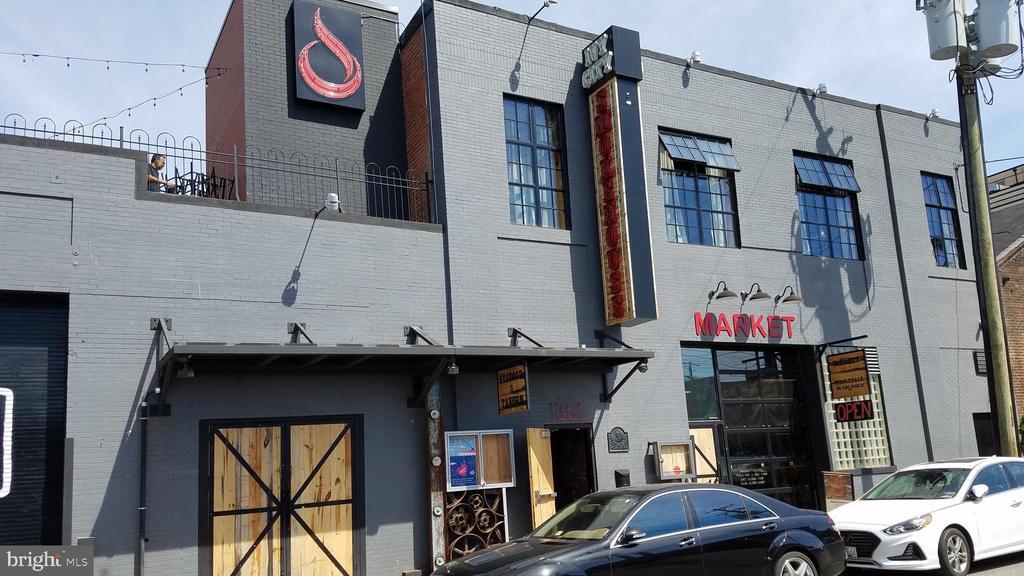 Restaurant - 1867 KENDALL ST NE, WASHINGTON