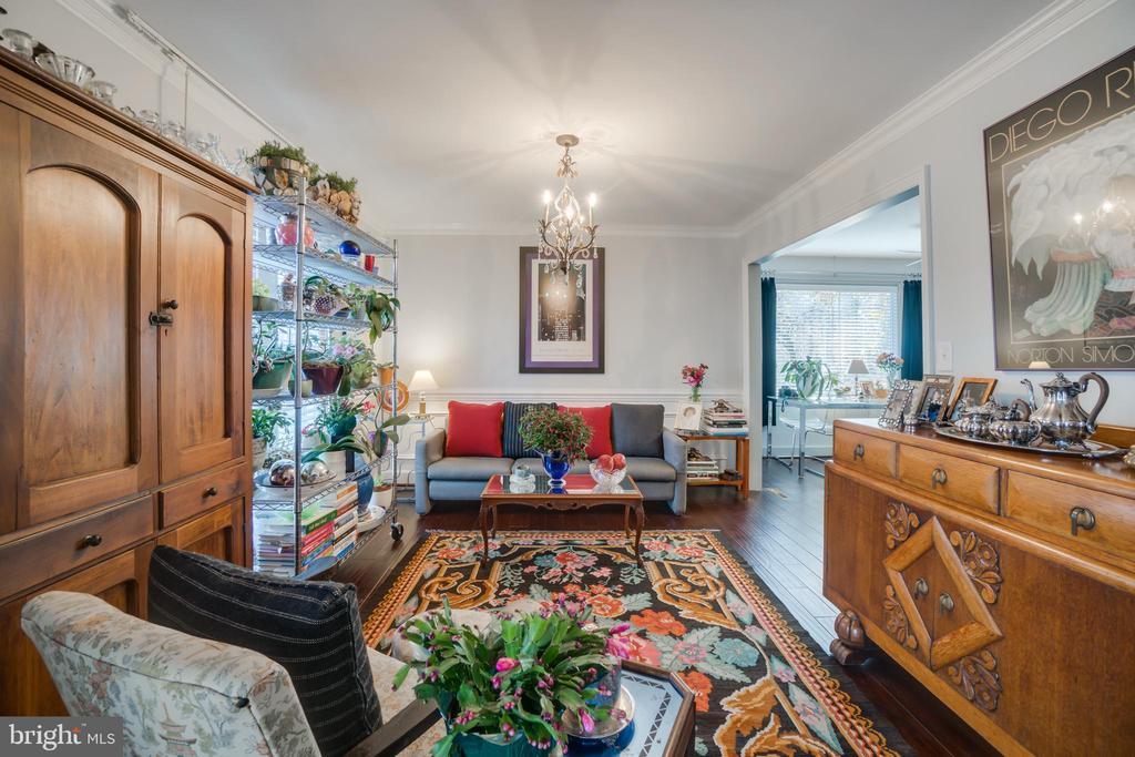 sitting room - 6103 RIVER RD, FREDERICKSBURG