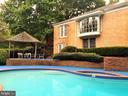 gazebo off pool for shade - 6103 RIVER RD, FREDERICKSBURG