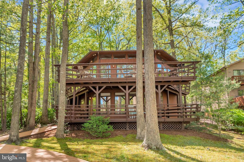 Double wrap decking - 215 WAKEFIELD DR, LOCUST GROVE