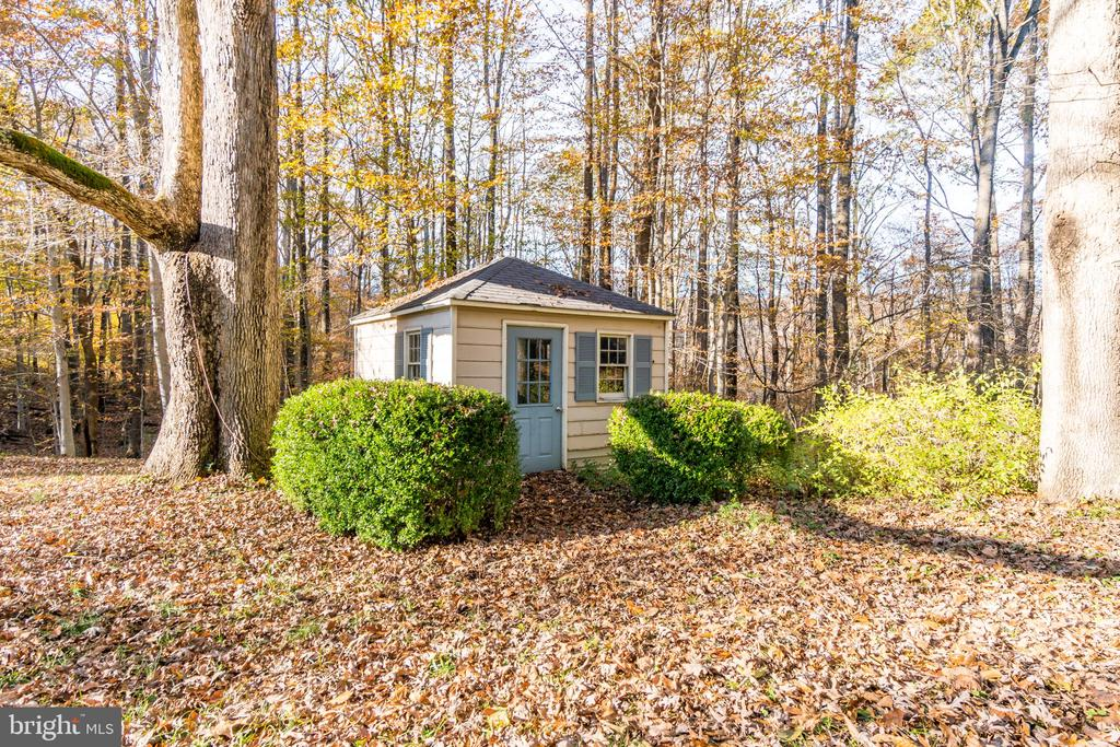 shed - 6103 RIVER RD, FREDERICKSBURG
