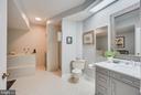 large bathrooms - 6103 RIVER RD, FREDERICKSBURG