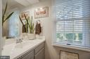 well designed bathrooms throughout - 6103 RIVER RD, FREDERICKSBURG