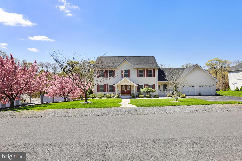 Single Family Homes 용 매매 에 Rawlings, 메릴랜드 21557 미국