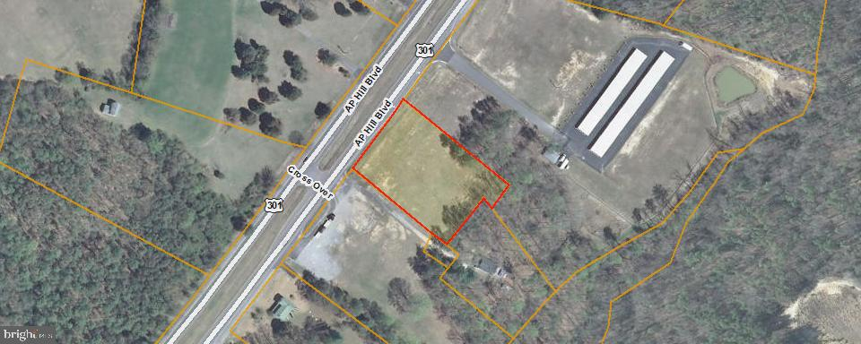 Land for Sale at 0-0 A P Hill Bowling Green, Virginia 22427 United States