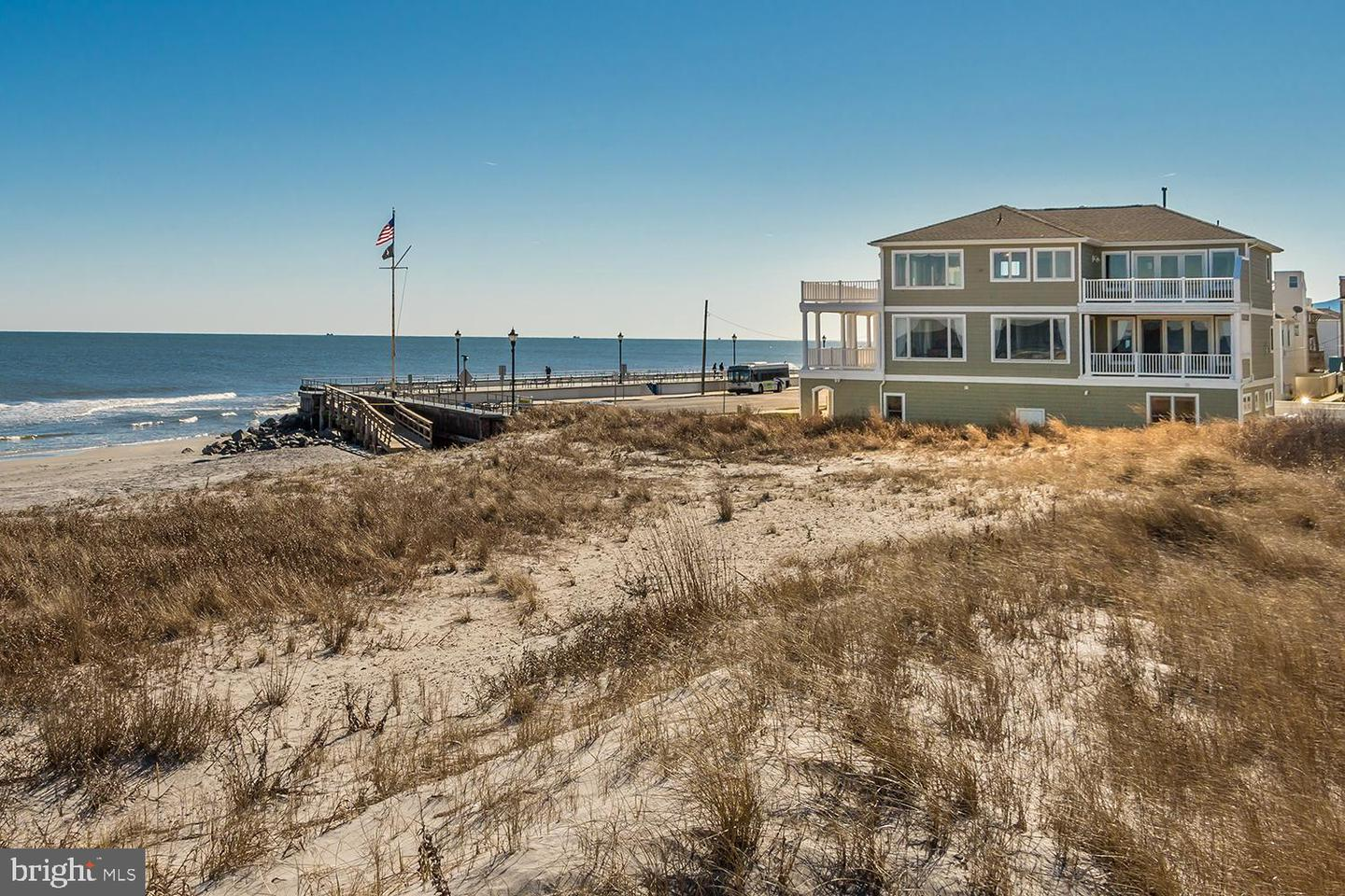 Single Family Home for Sale at Brigantine, New Jersey 08203 United States