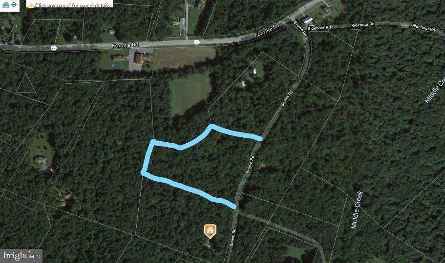 Land for Sale at Brown Sabillasville, Maryland 21780 United States