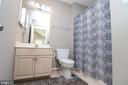 Bathroom #2 - 25280 LAKE SHORE SQ #304, CHANTILLY
