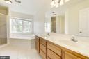 Master Bathroom - 3322 OXON RUN RD SE, WASHINGTON