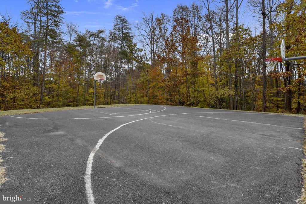 baskeball courts at the private park! - 48 SAVANNAH CT, STAFFORD