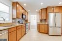 Kitchen - 3903 ESTEL RD, FAIRFAX
