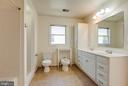 Bathroom - 3903 ESTEL RD, FAIRFAX