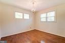 Bedroom - 3903 ESTEL RD, FAIRFAX