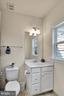 Private full bath for upstairs bedroom 4 - 21 GLENVIEW CT, STAFFORD