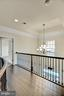 Upstairs cat walk leading to master suite - 21 GLENVIEW CT, STAFFORD