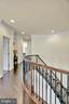 Upstairs hall above main entrance - 21 GLENVIEW CT, STAFFORD