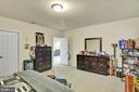 Basement bedroom - 21 GLENVIEW CT, STAFFORD