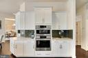 Bosch built in convection microwave and wall oven - 21 GLENVIEW CT, STAFFORD