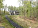 The house on the hill in the cul d sac - 21 GLENVIEW CT, STAFFORD