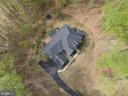 Ariel view of some of the property - 21 GLENVIEW CT, STAFFORD