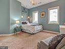 Large and comfortable secondary bedrooms. - 7803 PICNIC WOODS RD, MIDDLETOWN