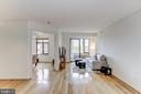 Excellent natural light! - 2400 CLARENDON BLVD #803, ARLINGTON