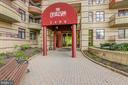 Elegant entrance - 2400 CLARENDON BLVD #803, ARLINGTON