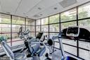 Cardio room - 2400 CLARENDON BLVD #803, ARLINGTON