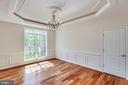 Formal Dining Room - 5965 COLCHESTER RD, FAIRFAX