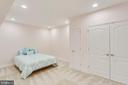 Lower Level - 5965 COLCHESTER RD, FAIRFAX