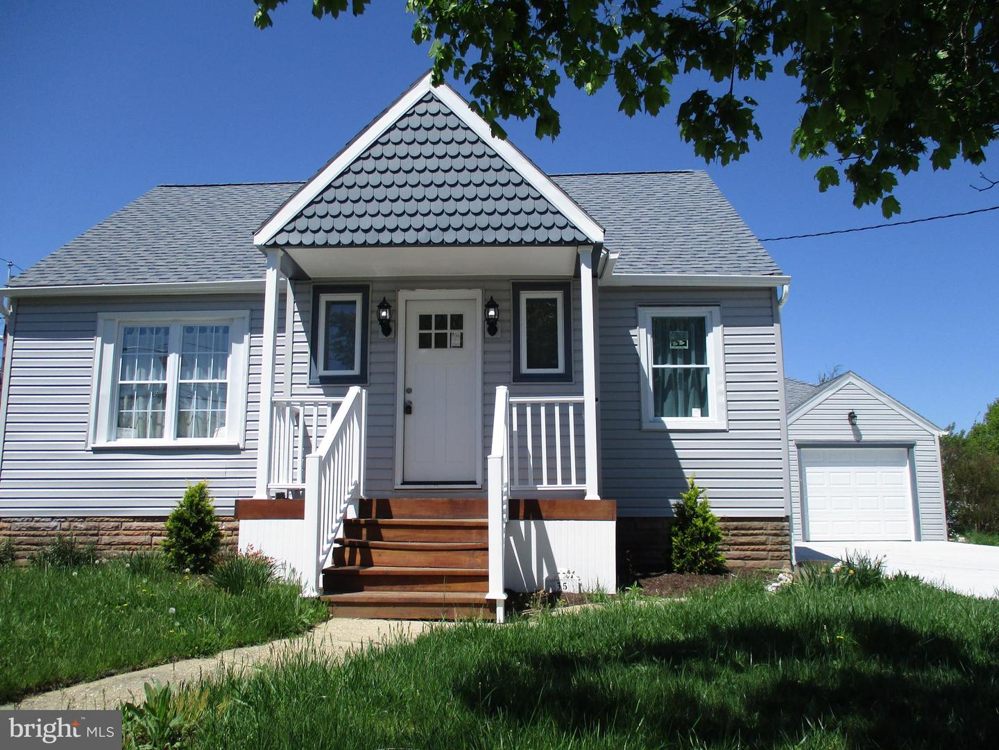 Single Family Home for Sale at Mount Ephraim, New Jersey 08059 United States