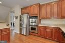 Beautiful Kitchen - 7874 PROMONTORY CT, DUNN LORING