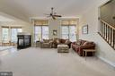 Great Room - 7874 PROMONTORY CT, DUNN LORING