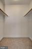 Walk in closet for Bedroom 3 - 7874 PROMONTORY CT, DUNN LORING