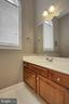 Powder Room - 7874 PROMONTORY CT, DUNN LORING