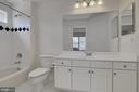 Full Bathroom for Bedroom 2 - 7874 PROMONTORY CT, DUNN LORING