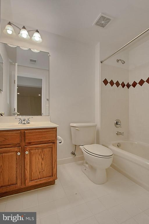 Lower Level Full Bath - 7874 PROMONTORY CT, DUNN LORING