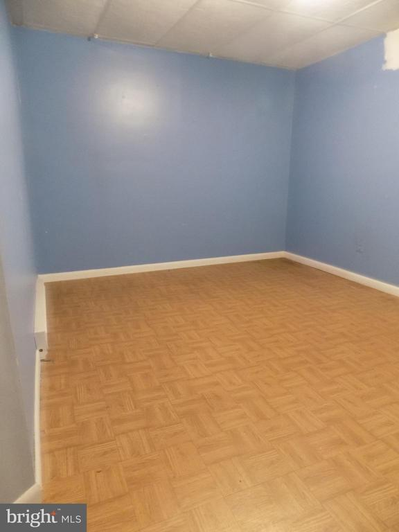 NEWER FLOOR AND PAINT @ BASEMENT DEN - 6321 OLD CENTREVILLE RD, CENTREVILLE