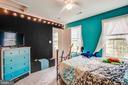Front Upper Bedroom - 15001 DOVEY RD, SPOTSYLVANIA