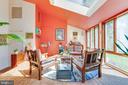 Plenty of windows to offer lots of natural light - 11340 RAMBLING RD, GAITHERSBURG