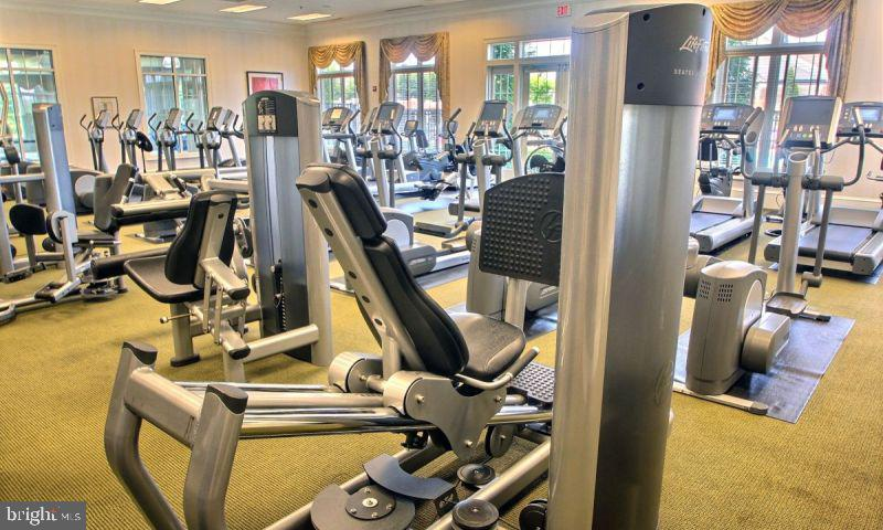 Fitness Center(Main Clubhouse) - 20579 CRESCENT POINTE PL, ASHBURN