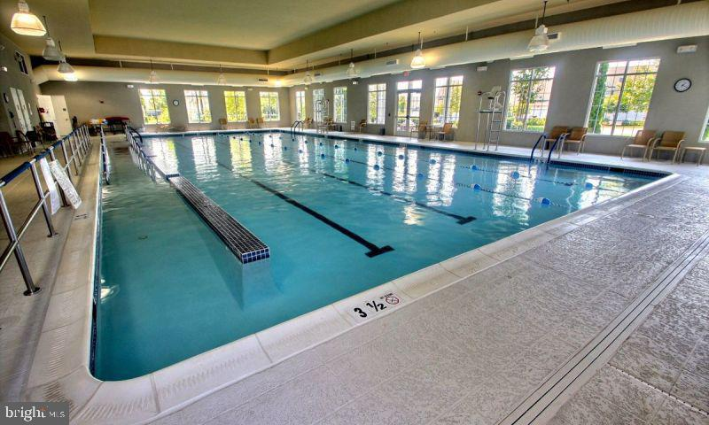 Indoor Pool at Main Clubhouse! - 20579 CRESCENT POINTE PL, ASHBURN
