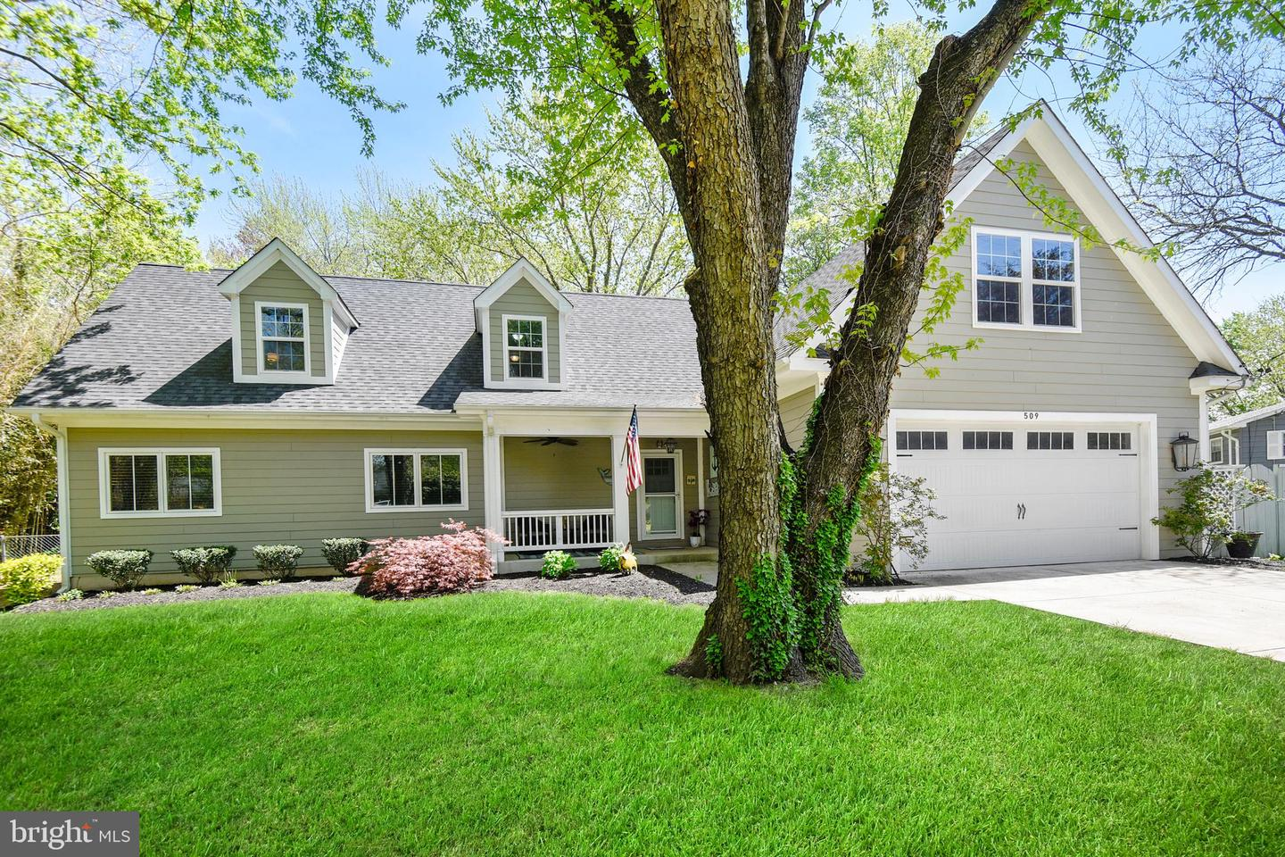 Additional photo for property listing at 509 Hillsmere Dr Annapolis, Maryland 21403 United States
