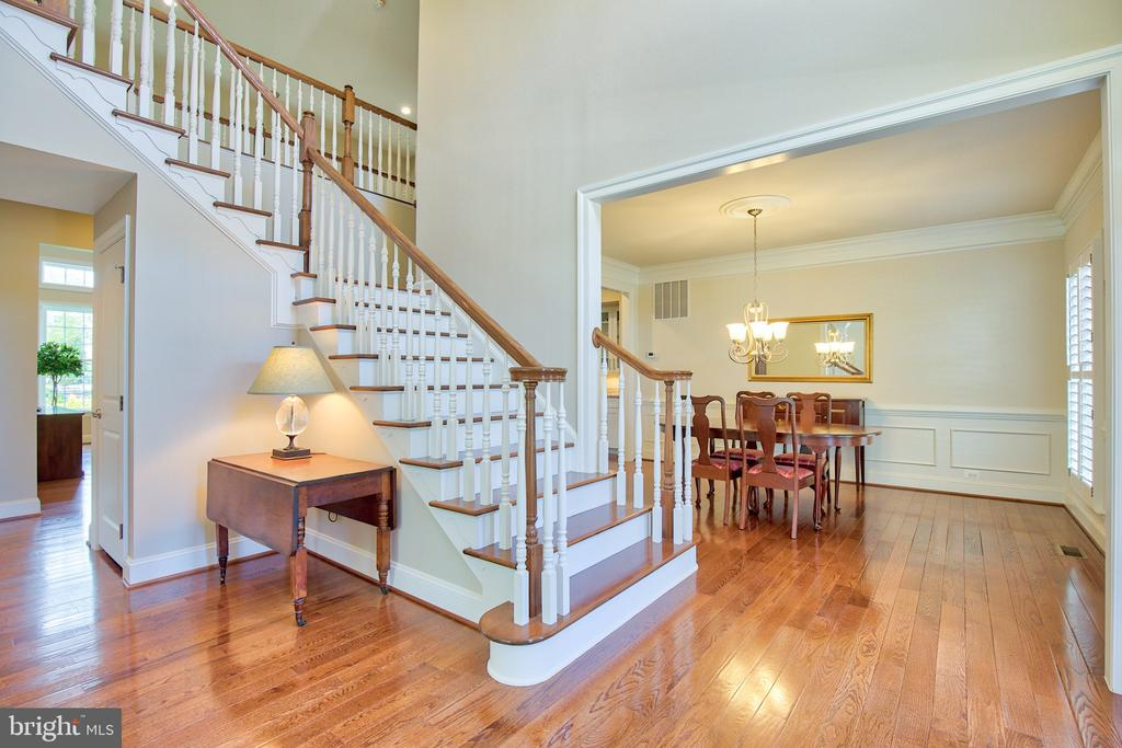 Foyer - 41656 REVIVAL DR, ASHBURN